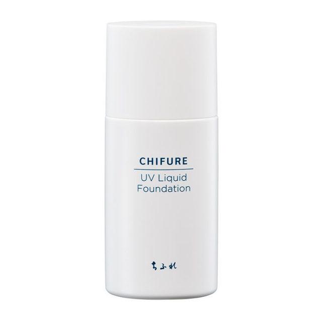 CHIFURE(ちふれ) UV リキッド ファンデーション