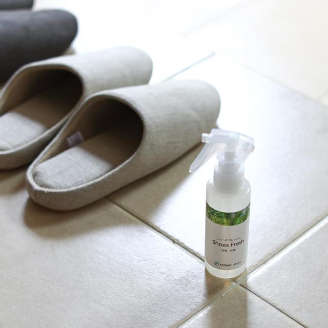 AROMIC style(アロミックスタイル) 天然アロマ 靴の消臭スプレー シューズフレッシュ